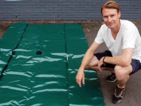 Regenwatersysteem Iwan Fransen